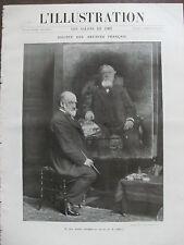 LA ILUSTRACIÓN 1907 NO 3348 SALÓN ARTISTAS FRANCÉS
