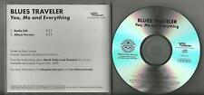 Blues Traveler - You, Me and Everything US promo CD 2 versions EX cond. D