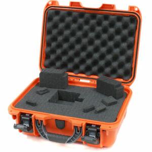Nanuk 915 Hard Utility Case with Foam Insert (Orange) - NIB - p/n 915-1003