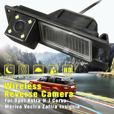 Car Rear View Camera CCD For Opel Astra H J Corsa Meriva Vectra Zafira Insignia