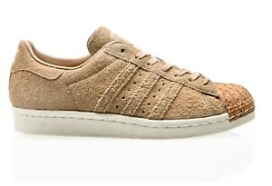 Adidas Originals BY2962 Superstar 80s Cork W Trainers Shoes Uk 4 US 5.5 £99.99