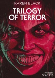 TRILOGY OF TERROR (1975) NEW DVD