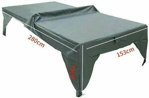 Large Ping Pong Table Protect Cover Indoor Outdoor Waterproof Tennis Table Sheet