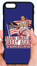 DONALD TRUMP MAKE AMERICA GREAT PHONE CASE FOR IPHONE XS MAX X 8 7 6S PLUS 5C S