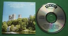 Durham Cathedral Choir The Psalms Of David Vol 3 James Lancelot CD