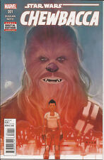 Chewbacca #1 Marvel Star Wars Wookiee Evil Empire Gerry Duggan Phil Noto VF