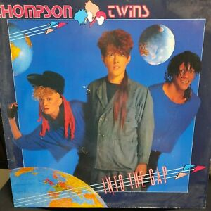 THOMPSON TWINS ,Into The Gap , Excellent condition