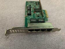 Dell HY7RM Broadcom BCM95719 4pt Quad Port NIC Full Height Network Ethernet Card