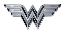 Wonder Woman Chrome Auto Emblem (3-D) DC Comics Licensed
