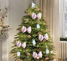 2020 Christmas Tree Decoration.Hanging Ornaments bows,Family quarantine gift