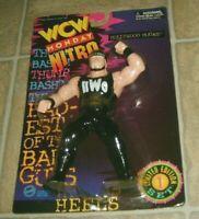 Hollywood HULK HOGAN NWO WCW Monday NITRO Figure Toymakers Heels 1997 wwe wwf
