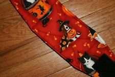 Male dog diaper-belly band-wrap-quilted- TRICK OR TREAT FRIENDS by angelpuppi