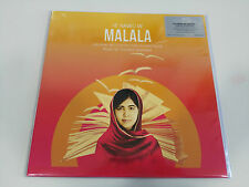 "HE NAMED ME MALALA SOUNDTRACK LP 12"" COLOURED PINK LIMITED 500 VINYL NEW SEALED"