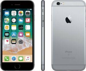 Apple iPhone 6S 16GB - Space Gray - Unlocked   Rare iOS 12 (12.4)   Excellent