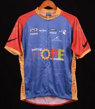Nike Made in ITALY Lance Armstrong Pride for the Roses 2002 Cycling Jersey XXL
