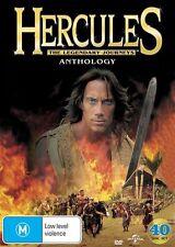 The Hercules - Legendary Journeys (DVD, 2016, 40-Disc Set)