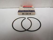 GENUINE NOS Yamaha Piston Ring Set 2K6-11601-20