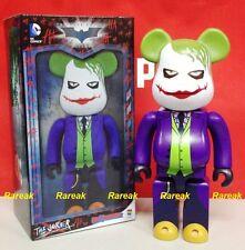Medicom Be@rbrick DC Batman The Dark Knight 400% Joker Why So Serious bearbrick