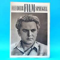 GDR Filmspiegel 1/1956 Erika Müller-fürstenau Franz Kutschera Bondartschuk