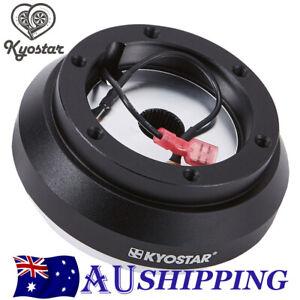 For Toyota Corolla Supra Yaris MR2 AL Steering Wheel Short Hub Adapter Boss Kit