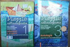 Viaggio nell'immaginario.Vol.1 e Vol.3  - AA.VV. - Palumbo - R