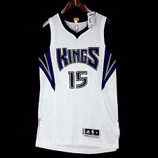 100% Authentic DeMarcus Cousins Adidas Rev 30 Kings NBA Jersey Size M 40