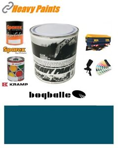 Bogballe Spreader Blue Paint High Endurance Enamel Paint 1 Litre Tin