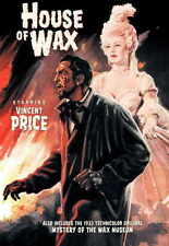 HOUSE OF WAX Movie POSTER 11x17 G Vincent Price Frank Lovejoy Carolyn Jones