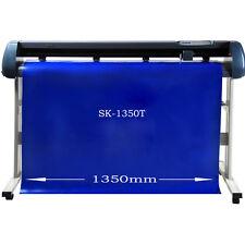 Cutter Plotter LCD Sign Sticker Vinyl Cutting Plotter SK1350T Plotting Machine