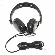 DJ Headphone Studio Entry-level Monitor Earphone For Sony MDR-V150 vg1