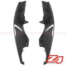 2006 2007 GSX-R 600 750 Rear Tail Side Panel Trim Fairing Cowl Carbon Fiber