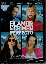 El amor es un crimen perfecto (DVD Nuevo)