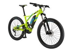 GT E-VERB CURRENT 27.5 E-MTB Full Suspension Shimano Fox RockShox Size M