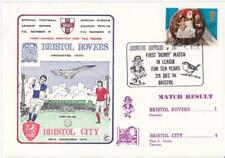 Dawn Football Event Cover (408) - Bristol Rovers v Bristol City (With Result)