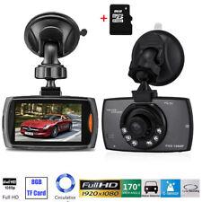 Full HD 1080P LCD Car DVR Video Recorder Camera Dash Cam Night Vision G-sensor