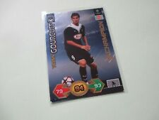 Panini Champions League Super Strikes 2009/2010 Yoann Gourcuff Champion Card