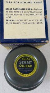 1935 1936 1937 38 1939 1940 1946 1948 1950 1951 Ford Lincoln Mercury NEW Oil Cap