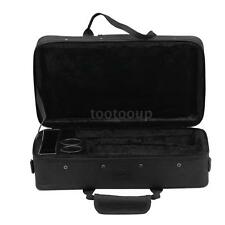 ammoon Clarinet Case Gig Bag Backpack Box 600D Water-resistant with Strap Y3K8