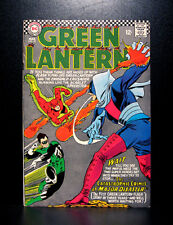 COMICS: DC: Green Lantern #43 (1966), 1st Major Disaster app - RARE