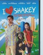 N#W DVD - I LOVE SHAKEY - FAMILY DOG - ENGLISH / NEDERLANDS region 2