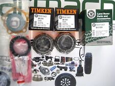 Land Rover Discovery 1, Wheel Bearing Kit, OEM TIMKEN Fits Front or Rear BK0105A