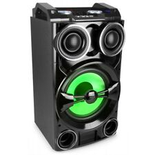"Altavoz activo con amplificador, MP3 USB y bluetooth party 10"" 300W"