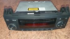 Mercedes W169 BJ06 Radio CD-Player Typ Audio 5 BE 6086 A1698200386