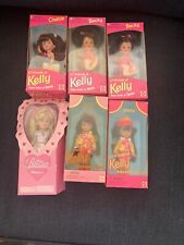 Li'l Friends of Kelly Baby Sister of Barbie Vintage Lot Of 6