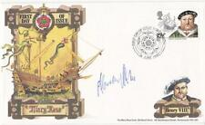 1982 Maritime - Mary Rose Trust Cover - Portsmouth H/S - Signed Alexander Macnee