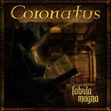 CORONATUS - Fabula magna - Digipak-CD - 205654