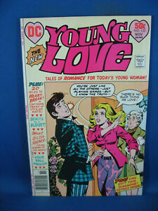 YOUNG LOVE 122 F VF 1976