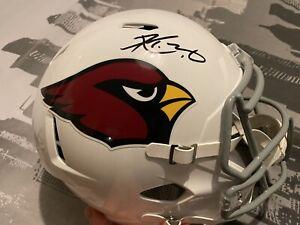 Kyler Murray Arizona Cardinals rep FSH, Beckett COA