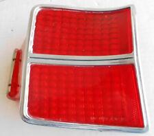 1967 AMC REBEL LEFT TAIL LIGHT LENS. 3576663. 67 AC.