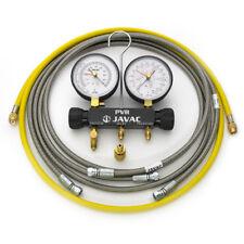 Javac - PVR Nitrogen Pressure and Vacuum Manifold